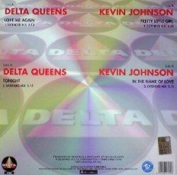 画像1: $$ DELTA QUEENS / LOVE ME AGAIN (DELTA 1104) EEE3F