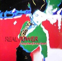 画像1: $$ REAL POWER / CRAZY LOVE FOR MY HEART (TRD 1539) EEE10+
