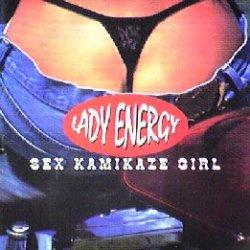 画像1: $$ LADY ENERGY / SEX KAMIKAZE GIRL (HRG 166) EEE10+