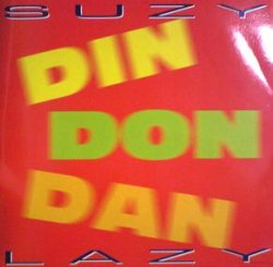 画像1: $$ SUZY LAZY / DIN DON DAN (DELTA 1007) EEE3F