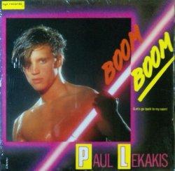 画像1: $$ Paul Lekakis / Boom Boom (Let's Go Back To My Room) ZYX 5571 (PS)