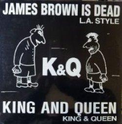 画像1: $$ King&Queen /  King And Queen (Special Queen Mix) AVJD-1009 ジャケット付き YYY0-514-3-4