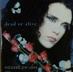 画像1: Dead Or Alive / Hooked On Love  (7inch) ラスト