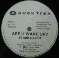 画像1: STARR GAZER / ARE U WAKE UP? (AVEX 1) 残少 未
