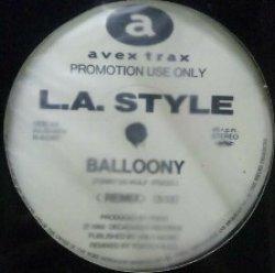 画像1: L.A. STYLE / BALLOONY REMIX (Y&Co 3D) シールドなし 未 YYY0-104-3-3