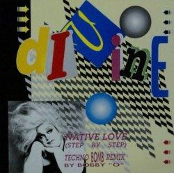 画像1: Divine / Native Love (Techno Bomb Remix)  残少 未 B4026