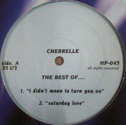 画像1: CHERRELLE / THE BEST OF ... (SATURDAY LOVE) B4173 未