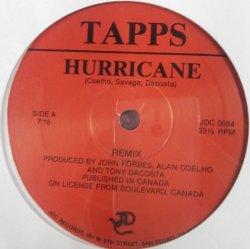 画像1: Tapps / Hurricane B4181