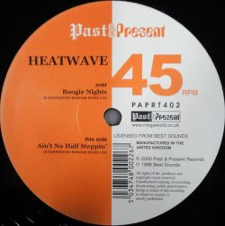 画像1: Heatwave ‎/ Boogie Nights / Ain't No Half Steppin' B4212 未