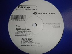 画像1: Eurosisters / Honey For Love (Extended Mix) V.A.4曲入り AV40/2002 EEE10