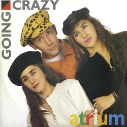 画像1: Atrium / Going Crazy (TRD 1165) EEE5