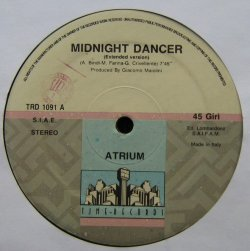 画像1: $$ Atrium ‎/ Midnight Dancer (TRD 1091) 穴 EEE4F 3+