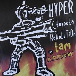画像1: Tam Arrow/ Hyper Bazooka Revolution * Boogaboo / Burn Burn Get My Fire (LIV 004) EEE10+