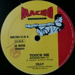 画像1: Jilly / Touch Me (MACHO 91.02) 穴
