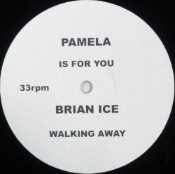 画像1: BRIAN ICE / WALKING AWAY (White) YYY156-2230-8-9