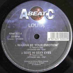 画像1: $$ Lolita / Wanna Be Your Emotion * Sexy Hi Sexy Eyes * Jolie * Riding On Fire (ABeat 2022) EEE5
