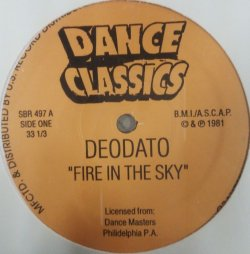 画像1: DEODATO / FIRE IN THE SKY YYY168-2281-5-100
