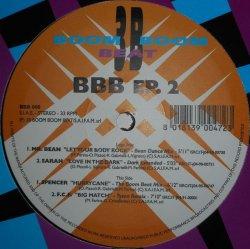 画像1: $ BB EP. 2  (BBB 008) F.C.F. / Big Match (Tyson Remix) Y20+
