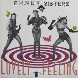 画像1: $ Funky Sisters / Lovely Feeling (RA 22/91) EEE5