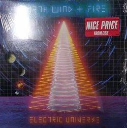 画像1: $$ Earth, Wind & Fire / Electric Universe (CBS 4630791) YYY233-2554-6-6