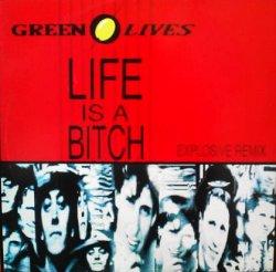 画像1: $$ Green Olives / Life Is A Bitch (XXR-12042 ) YYY3