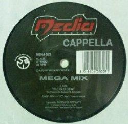 画像1: $ Cappella / The Big Beat (Latin Mix) MS4J 023 YYY274-3218-4-5