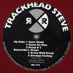 画像1: $$ Trackhead Steve / Gone Madd (RR 723) YYY275-3239-5-6