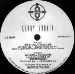 画像1: $$ Kenny Larkin / We Shall Overcome (PLUS8002) YYY0-576-11-12