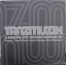 画像1: $$ Tanzmuzik / A Version City Episode (Remixes EP) SBLEP028 YYY281-3333-2-2