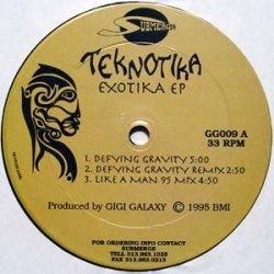 画像1: $$ Teknotika / Exotika EP (GG009) YYY295-3565-8-9