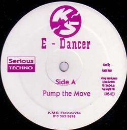 画像1: $$ E-Dancer / Pump The Move / Grab The Beat (KMS 033) YYY292-3652-6-6