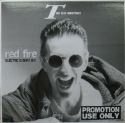 画像1: $$ THE BIG BROTHER / RED FIRE (ELECTRIC BASHAR MIX) AVJS-1007 YYY200-2997-7-25