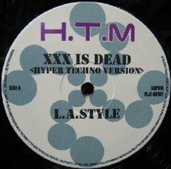 画像1: $ L.A. STYLE / XXX IS DEAD (VEJT-89101) HYPER TECHNO VERSION YYY115-1799-10-56