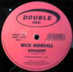 画像1: NICK MANSELL / RUNAWAY
