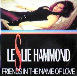 画像1: $ LESLIE HAMMOND / FRIENDS IN THE NAME OF LOVE (HRG 124) EEE4F