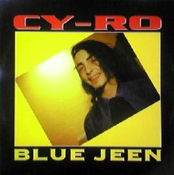 画像1: CY-RO / BLUE JEEN (HRG 143) EEE10+