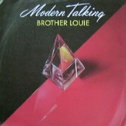 画像1: MODERN TALKING / BROTHER LOUIE (7inch)