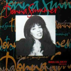 画像1: $ DONNA SUMMER / BREAKAWAY (REMIX) / LOVE IS IN CONTROL (U3308T) YYY224-2416-2-2+