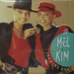 画像1: MEL&KIM / SHOWING OUT ユーロ