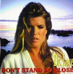画像1: $$ DR.LOVE / DON'T STAND SO CLOSE (DELTA 1064) EEE3F
