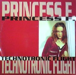 画像1: PRINCESS F / TECHNOTORONIC FLIGHT (HRG 127) EEE5+ 綺麗
