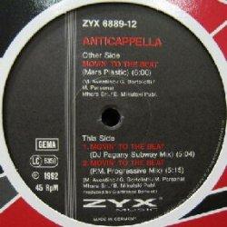画像1: ANTICAPPELLA / MOVIN' TO THE BEAT (ZYX)