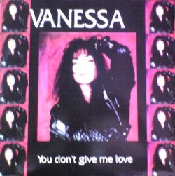 画像1: $ VANESSA / YOU DON'T GIVE ME LOVE (TRD 1465) 折 EEE10+