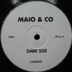 画像1: MAIO&CO. / DARK IN THE NIGHT (SPECIAL CRAZY MIX) YYY0-201-14-14