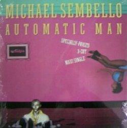 画像1: Michael Sembello / Automatic Man (CUT盤)