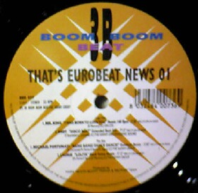 Various - That's Eurobeat Vol. 4