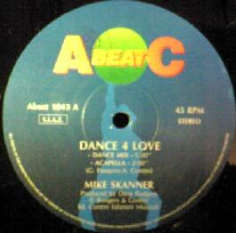 Mike Skanner Dance 4 Love