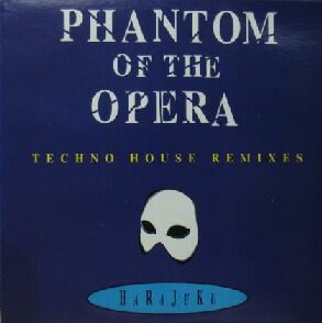 Harajuku phantom of the opera zyx6677 12 techno Best 80s house remixes