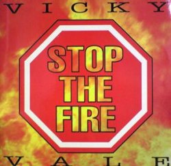 画像1: VICKY VALE / STOP THE FIRE (DELTA 1023) EEE3F