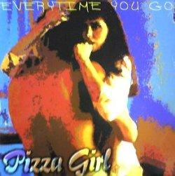 画像1: $ PIZZA GIRL / EVERYTIME YOU GO (DELTA 1082) EEE30+
